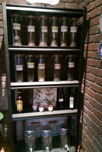 Single Origin Tea Shelf